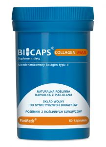 BICAPS® COLLAGEN MAX KOLAGEN 60kap